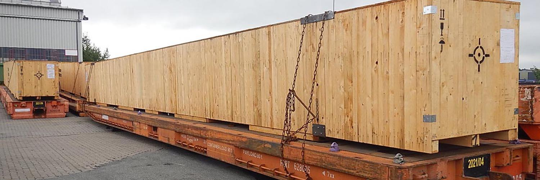 Als Arrange Cargo Movement To Russia