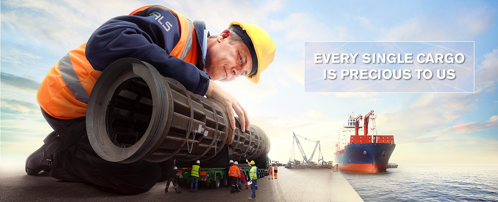 Als Concept Website Banner