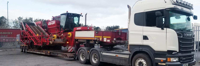 Asa Lift Sps3 460 Carrot Harvester