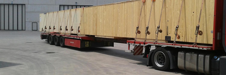Oversized Cargo Russia