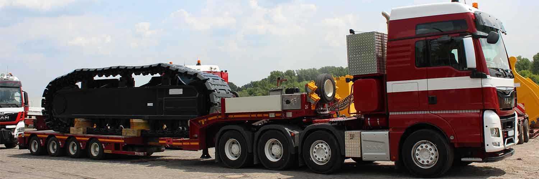 Komatsu Mining Machine Road Europe Usa