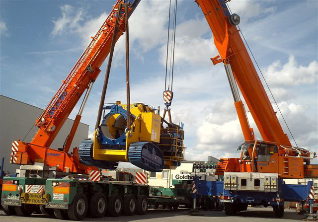 Pipe Bending Machine moves to Russia