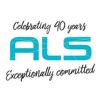 Als Logo 40 Years 350X350
