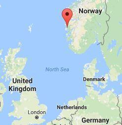 Bergen Norway Google Maps